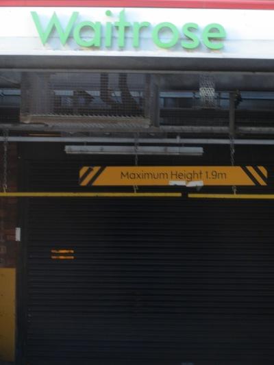 Waitrose_Height_Sign