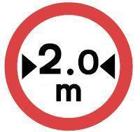 Width_Veh_Dim_Sign_Met_UKMA
